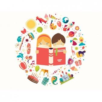 Visita a la Biblioteca (1º de E. Infantil)