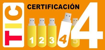 Certificación TIC 4