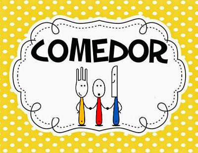 Comedor - Mayo 2018