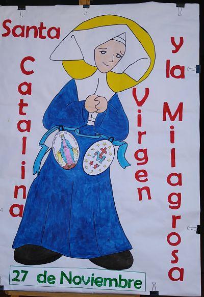 Virgen Milagrosa 2017