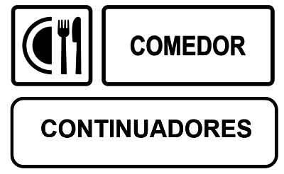 Comedor y Continuadores en junio