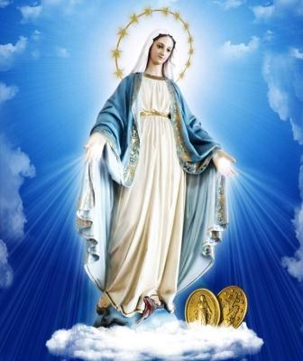 Fiesta de la Virgen Milagrosa