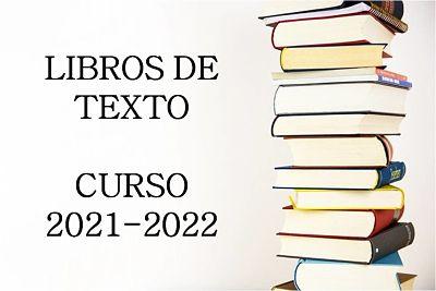 Libros de texto 21-22